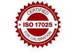 In-house ISO 17025 calibration