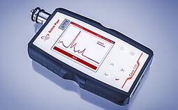 Handheld Raman spectrometer: Cora100