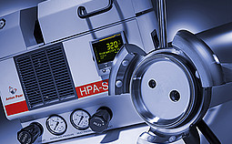 HPA-S represents the ultimate performance in wet chemical high pressure digestion sample preparation for AAS, ICP and Voltammetry. The HPA-S acid digestion method is an internationally recognized reference procedure and is in operation as a high-performance routine instrument in numerous laboratories.