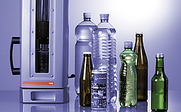 To fill samples reliably and safely directly out of PET bottles, glass bottles or cans into the measuring chamber Anton Paar's CO2 and O2 meters team up with the PFD piercing and filling device.