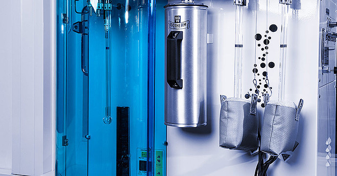 Integrated and highly precise sample preparation