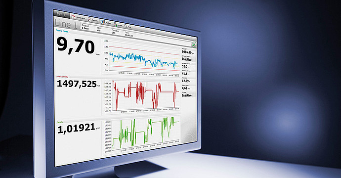 Tracing your production quality from your desktop: Davis 5 analysis software