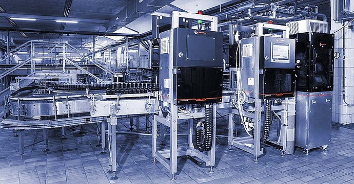 Your production line – Our automation solution