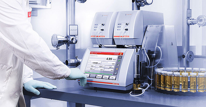 Full automation for the highest sample throughput