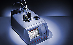 Cold Filter Plugging Point Tester Callisto 100 with digital display