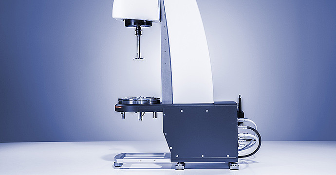 The cutting-edge research rheometer that gives you all the working space you need