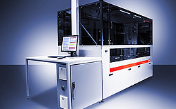 Fully customizable laboratory automation solution: HTX