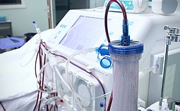 L-Rix 510: Determination of Concentration on Producing Dialysis Products