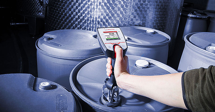 Perform your alcohol measurements on-site in 30 seconds