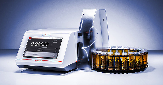 High sample throughput  – measure a multitude of samples in one cycle