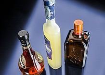 Liqueurs: Determination of Extract and Alcohol Content in High Proof Beverages