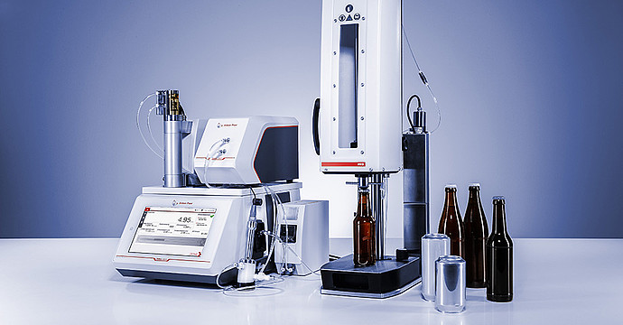 Selective measurement: Obtain the true amount of dissolved CO2 and O2