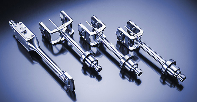 Cantilevers for a linear drive in action (CTL/LD)