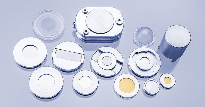 Sample holders for any application