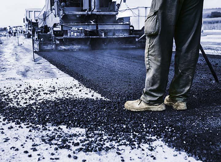 Asphalt, Bitumen