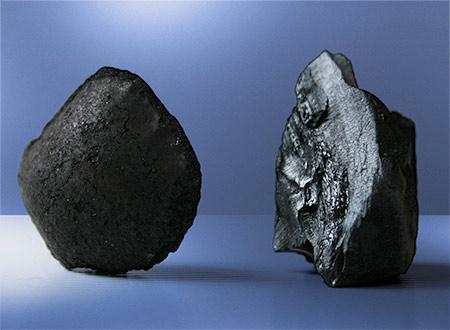 Minerali, materiali d'estrazione, materie prime
