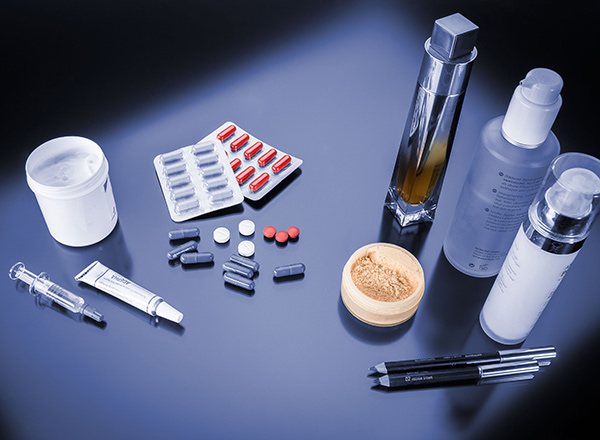Pharmaceuticals & Cosmetics
