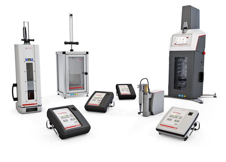 Messgerät für CO₂, Sauerstoff und TPO