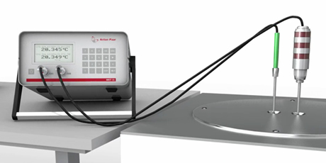 High-Precision Thermometers :: Anton-Paar.com