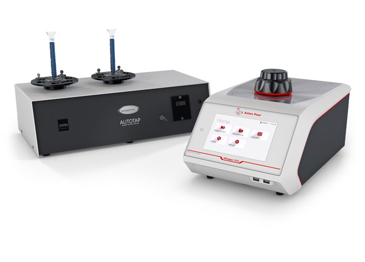 Solid density analyzers