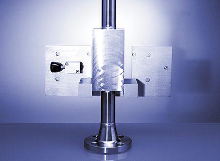 Process adapter for the Polarimeter