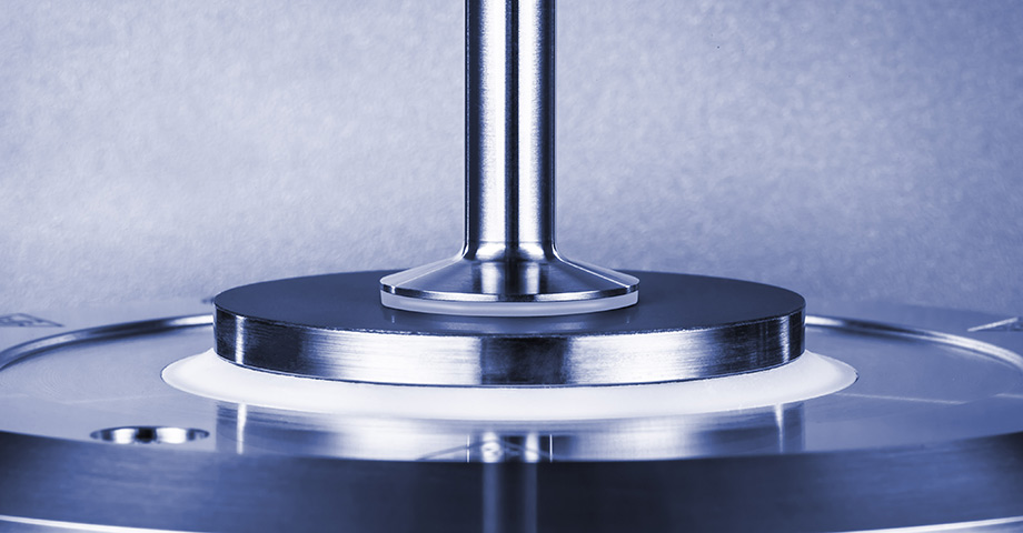 Accurate gap setting is essential for error-free measurements