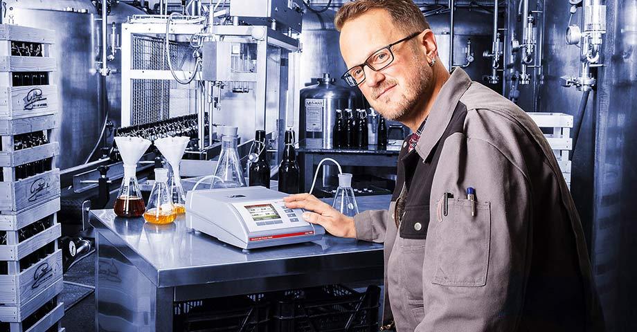 Gestione campioni standardizzata per il funzionamento intuitivo