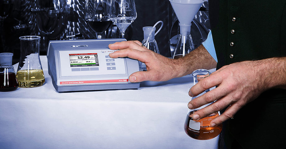 Patented alcohol measuring technology that makes your life easier