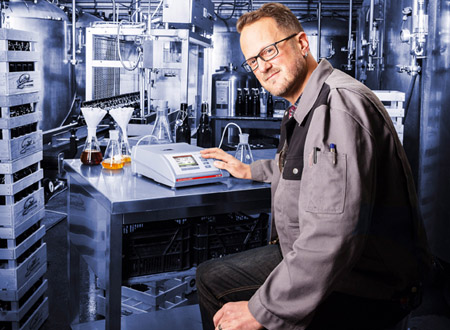Anton Paar is the world's leading provider of density and alcohol measurement solutions for beer. Alex 500 is the result of decades of expertise boiled down to meet the craft brewers' exact needs.