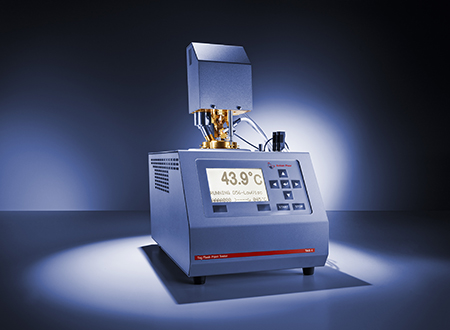 With its extended low temperature range the automatic Tag closed cup tester can measure flash points or detect flammable vapors by the flash/no flash method.