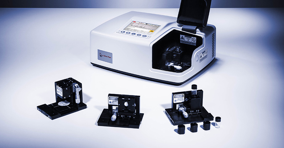 Minimum sample preparation – Tailor-made accessories