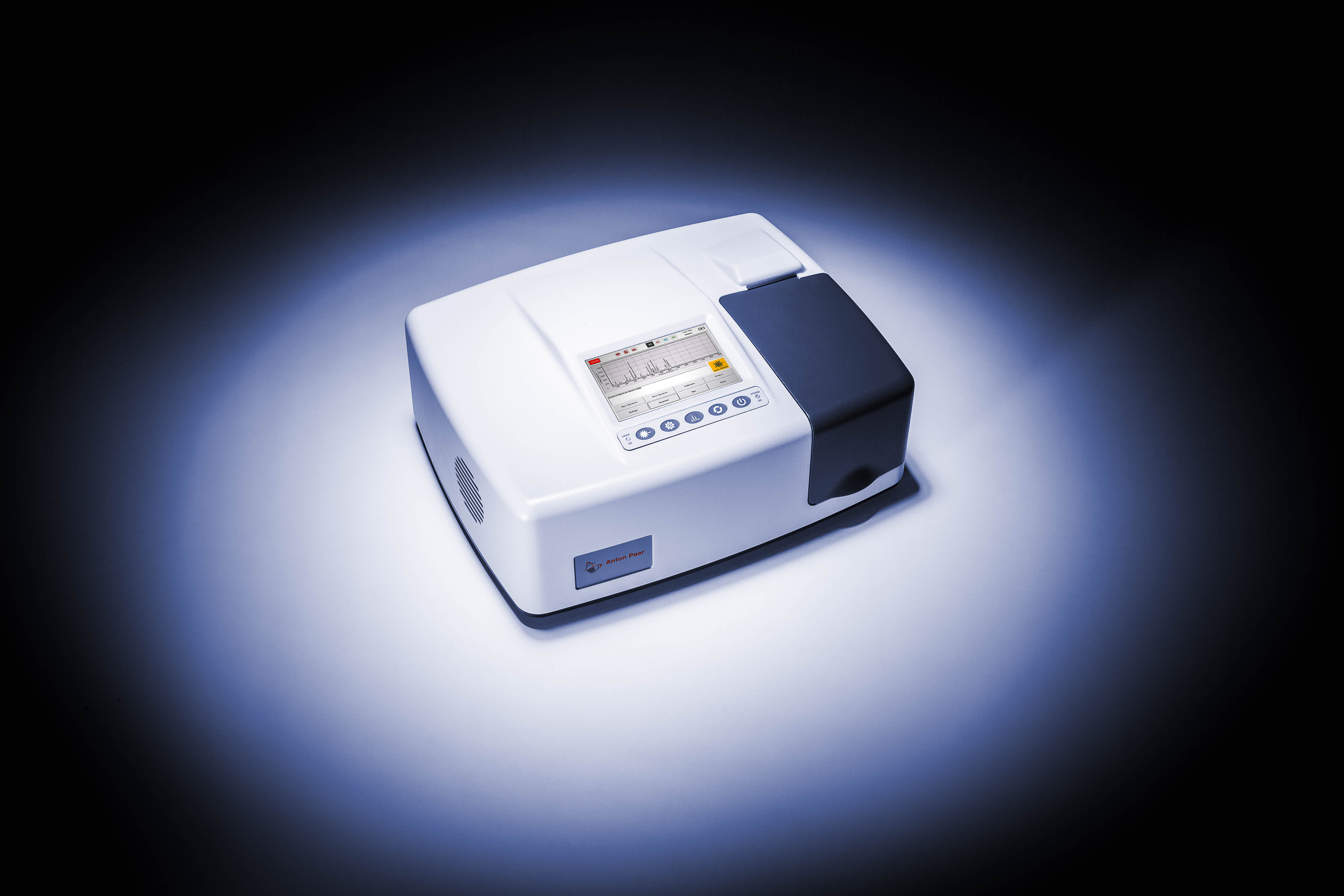 Cora 5X00 Raman Spectrometer