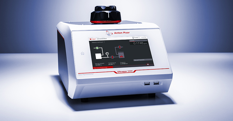 PowderProtect technology for safely measuring fine powders