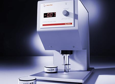 Sucroflex reflectance colorimeter for colour grading of white sugar