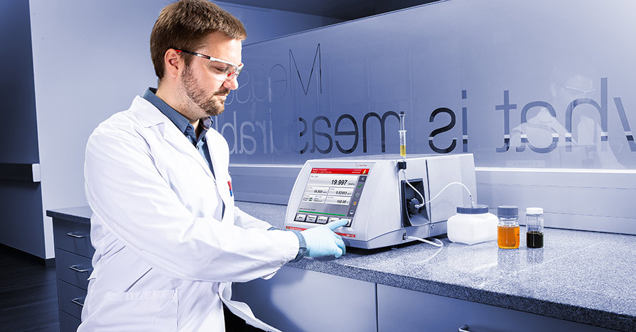 Trust the all-rounder: One measuring cell for all your samples