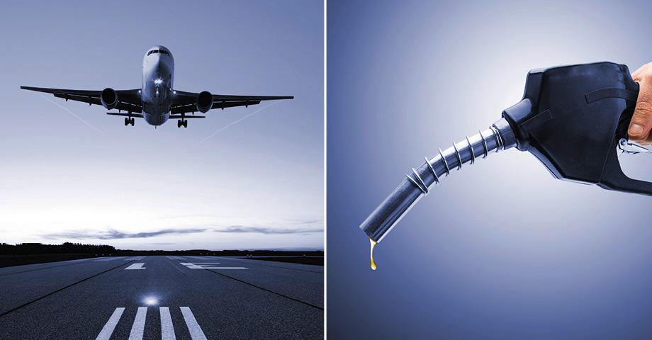 Flexibility for jet fuel measurements