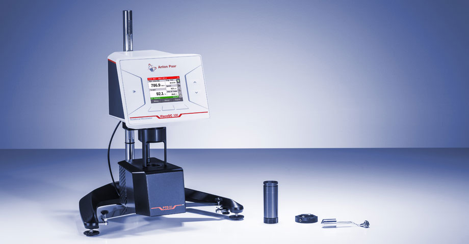 Most intuitive viscosity quality control measurements for exceptional results