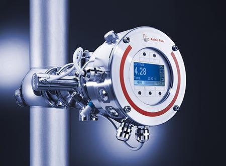 Operating Terminal on Smart Sensor