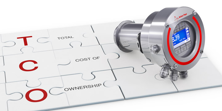 Maintenance-free – minimizing total costs of ownership (TCO)