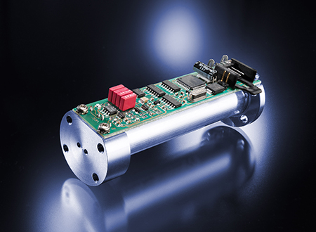 L-Dens 312 Density Sensor for OEM customers: connections and electronics
