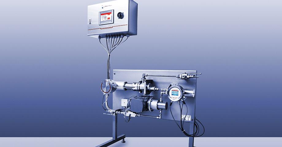 Příklad realizace: Monitor kinematické viskozity pro míchání mazacího oleje