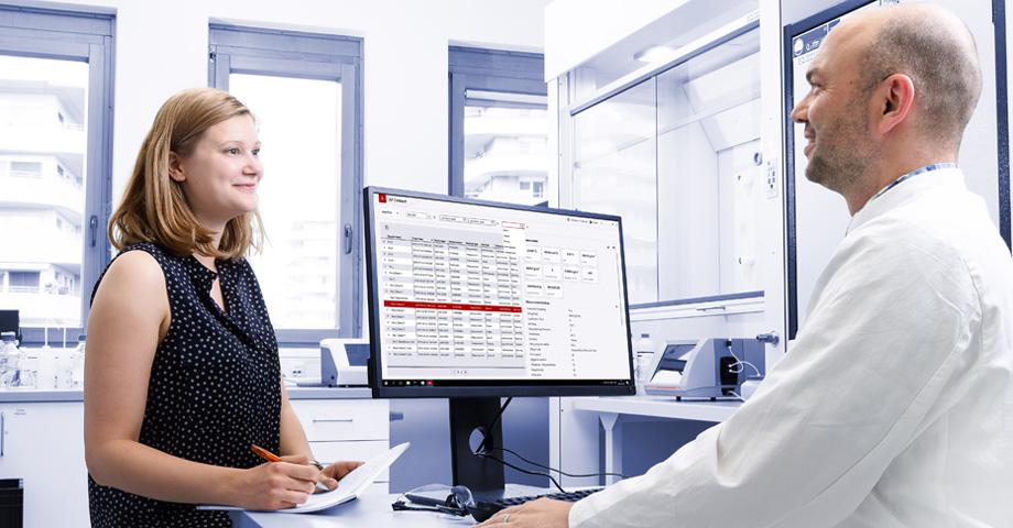 Focus on analysis rather than data handling
