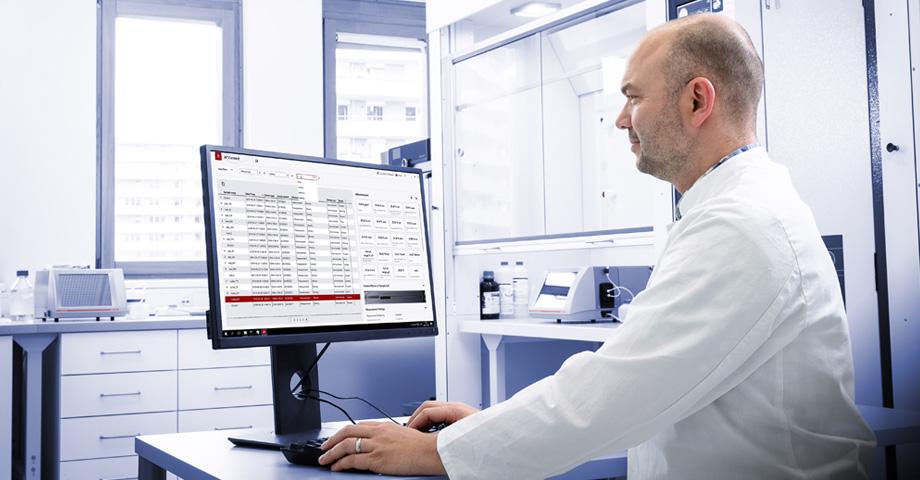 Analiz için ihtiyacınız olan tüm veriler, doğrudan bilgisayarınızda karşınızda olur
