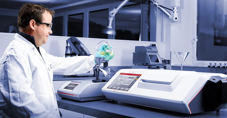 Un appareil robuste pour des résultats fiables et une longue durée de vie