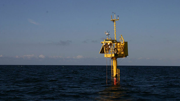 Ocean currents – density makes the difference | Density measurement of seawater in addition to salinity