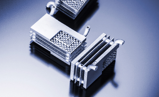 Highly efficient heat exchanger