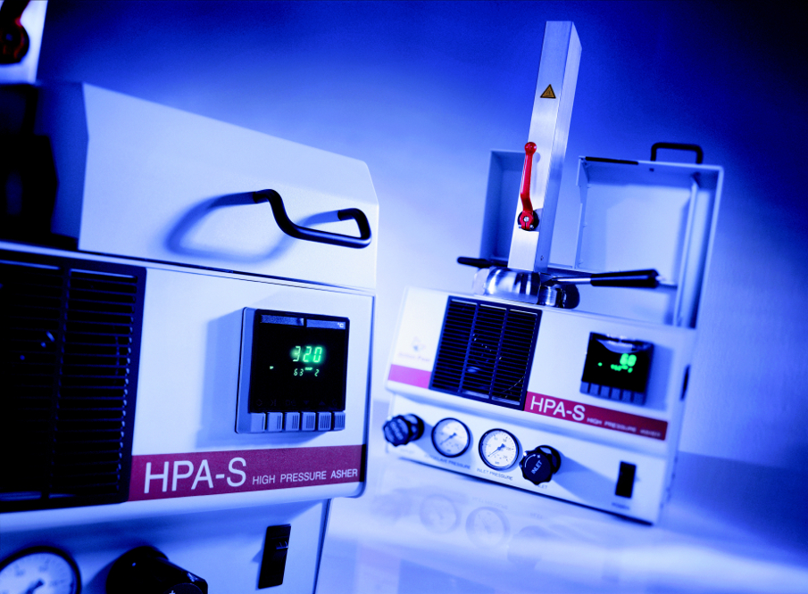 Platinum Group Elements (PGEs) - Digestion with High Pressure Asher HPA-S